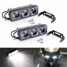 High Bright LED Work Lamp Fog Daytime Running Light Car Motorcycle Universal