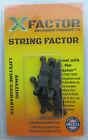 X-Factor String Factor String Silencers - Black 4 Pack