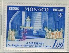 Monaco Scott 1167 - 1172 in MNH Condition
