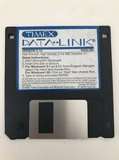 Timex Data Link Version 2.1d Software