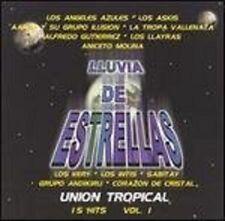 Los Angeles Azules, Los Askis, La Tropa Vallenata Lluvia De Estrellas 1 CD New