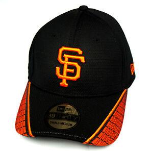 San Francisco Giants MLB New Era Throwback 39Thirty Small Medium Hat New