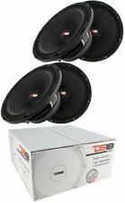 4x DS18 12″ 4800W Mid High Loudspeaker Pro Car Audio 4 Ohm