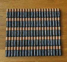 100 New Duracell AA Batteries, Expires 2027