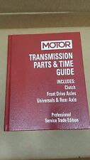 Motor Transmission Parts & Time Guide 1991-99 5th Edition