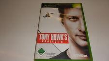 XBox  Tony Hawk's Project 8