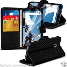Fundas y carcasas de piel para teléfonos móviles y PDAs Lenovo