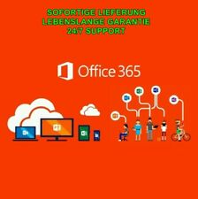 MS Office 365 Pro Plus für 5PC / 5MAC ✔ 5TB OneDrive ✔ DAUERHAFT ✔ VOLLVERSION