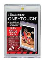 ULTRA PRO One-Touch 55pt Magnetic Card Protector Display Holder UV Protection