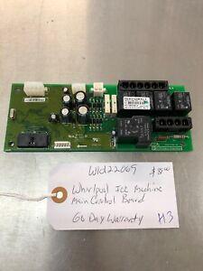 W10122069 Whirlpool Ice Machine Control Board. 60 Day Warranty