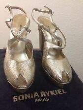Sonia Rykiel Platform Sheos Size 36