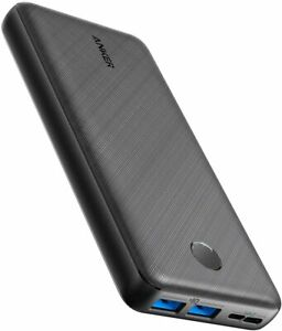 Anker PowerCore Essential 20000 Power Bank, 20000mAh Portable Charger with Power