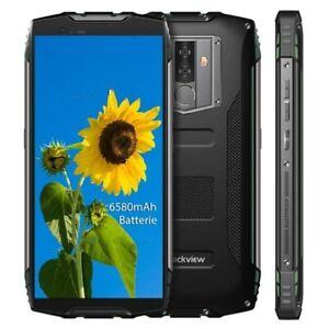 """5.7"""" Blackview BV6800 Pro 4+64Go Téléphone NFC Smartphone Débloqué Etanche Jaune"""