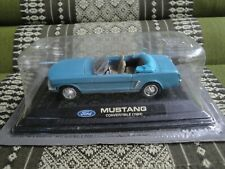 Ford Mustang Convertible - 1964 - 1:43 - Fabbri belles américaines 30
