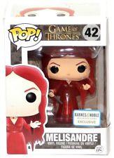 Funko Pop Barnes & Noble Game of Thrones #42 Melisandre (Translucent) Figure!