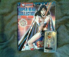 dc comics figurine collection wonder woman