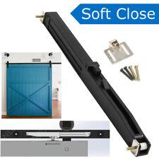 Soft Close Mechanism Remission Accessory for Sliding Barn Wood Door Hardware