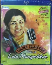 GOLDEN COLLECTION HITS OF LATA MANGESHKAR BLU-RAY - SET OF 2 SONGS BLURAYS