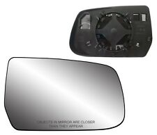 2010-2013 CHEVROLET Equinox Passenger Side Power Mirror GLASS with Backing Plate