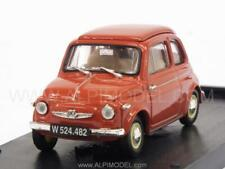 Steyr Puch 500 D 1959 Rosso Corallo 1:43 BRUMM R435-05