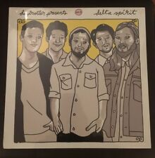 Delta Spirit/Doc Watson Daytrotter Live Split Vinyl LP Record country/roots NEW!