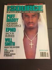 The Source Hip Hop Magazine September 1997 - Puff Daddy
