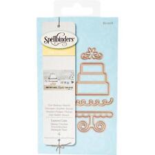 Spellbinders Shapeabilities Die D-Lites die set - LAYERED CAKE
