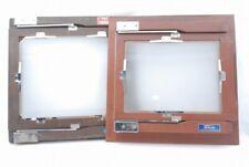 Tachihara Hope 8 x 10 , 6 1/2 x 8 1/2 6.5 x 8.5 Back Ground Glass Adapter *Ht