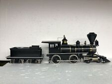 Accucraft 1:24 Scale  4-4-0 Electric Black Unlettered