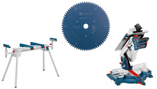 BOSCH GTM 12 SET KIT WORK STATION GTA 2600 COMBINED BENDER LAMA SAW GTM 12 JL