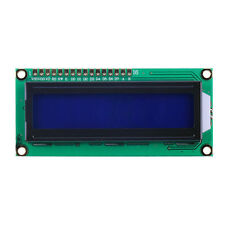 Neu LCD Display 1602 blau weiss 16x2 Zeichen character Arduino IIC TWI