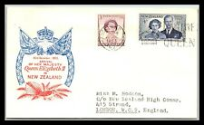 GP GOLDPATH: NEW ZEALAND COVER 1953 _CV746_P05