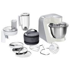 Bosch MUM58L20 CreationLine Universal-Küchenmaschine  mineral grey / silber