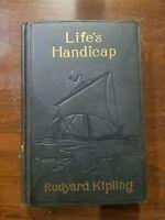 Life's Handicap By Rudyard Kipling Swastika 1930 Edition