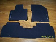 2016 kia sorento Carpeted Floor Mats (5 seats)