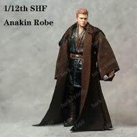 1/12 Scale SHF Star Wars Anakin Skywalker Jedi Knight Robe Cloak  (no figure)