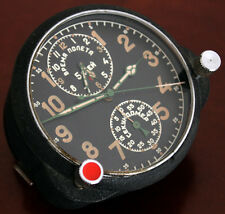 Chronoflite 330 CCCP 50s PRÄZISION BOARDCHRONO 5day Elapsed time clock AIR FORCE