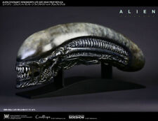 "33"" Sideshow Coolprops Alien Covenant : XENOMORPH Life Size 1:1 Statue Head NEW"