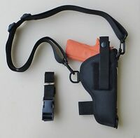 Bandolier Shoulder Holster for Colt 45 and similar 1911 Frame Autos
