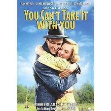 YOU CAN'T TAKE IT WITH YOU The MOVIE on a DVD by FRANK CAPRA with JAMES STEWART!
