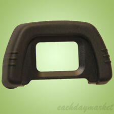 Eye cup LCD oculaire pour nikon dk-21 DK21 D750 D5100 D7000 D90 D80 D200 D610