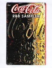 COCA-COLA R&B SAMPLER -Sealed Cassette (1992)