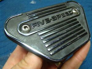 OEM Harley 5 SPEED side frame cover FXR FXRS FXRP FXRT FXRD FXLR WOW!!! EPS14139