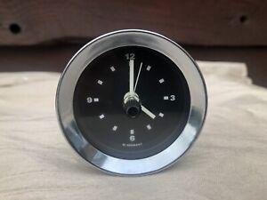 KIENZLE CAR CLOCK TRIUMPH STAG GOOD WORKING CONDITION 60MM