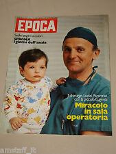 EPOCA=1976/1335=EUGENIA CUNA=ALBA DE CESPEDES=NIKI LAUDA=SPAGNA MARIO DI BIASI