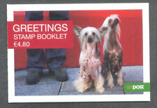 Ireland-Greetings booklet mnh 2006 Pets-Dogs
