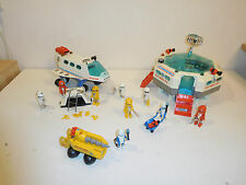 Playmobil 3536 PLAYMOSPACE playmo space station + 3535 + 3537