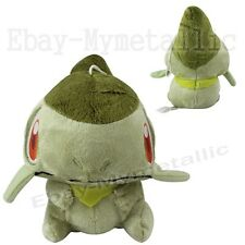 "Pokemon Axew 11cm / 4.3"" Soft Plush Stuffed Toy Doll #610"