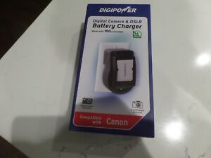 No. QC-500CN DigiPower Digital Camera & DSLR Battery Charger Item Charge Battery
