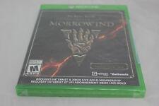 Elder Scrolls Online Morrowind Xbox One Brand New Factory Y-sealed